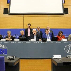 eurodiputats José Bove Ivo Vajgl Josep-Maria Terricabras Mark Demesmaeker acn