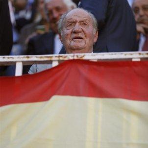 Juan Carlos corrida EFE