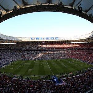 Wanda Metropolitano final Champions EFE