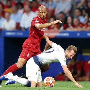 Fabinho Kane Tottenham Liverpool EFE