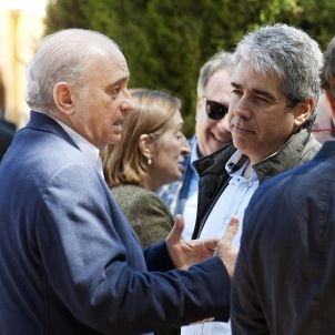 Jorge Fernández-PP-Francesc Homs-CDC-efe