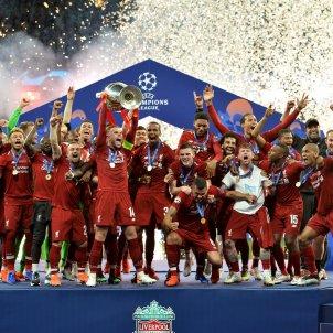 Liverpool Champions EFE