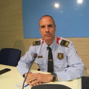 xavier porcuna mossos europa press