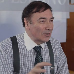 Pedro J Ramirez rient FAQS TV3