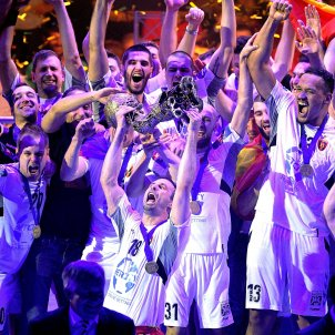 Vardar Champions Handbol EFE