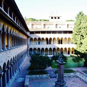 WLM14ES   Claustre Reial Monestir de Pedralbes, Les Corts, Barcelona   MARIA ROSA FERRE Wikipedia