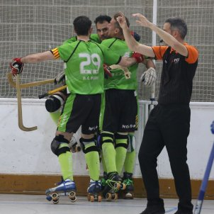Piera Sant Just Hoquei patins Federació Catalana de Patinatge