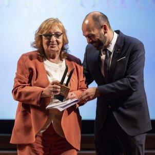 Marta Pessarrodona Marcel Mauri Premi Lletres Catalanes - Sergi Alcàzar