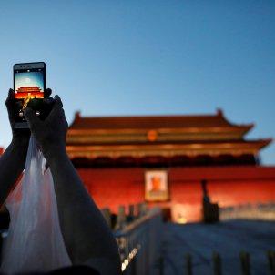 Xina Tiananmen EFE