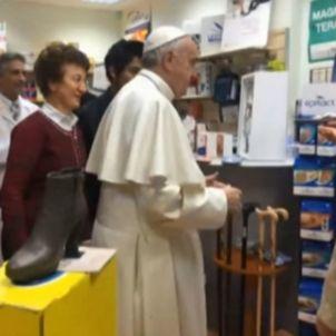 papa francesc ortopèdia