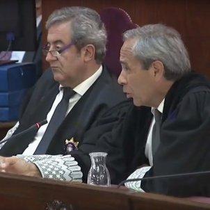 Jaime Moreno i Javier Zaragoza Suprem