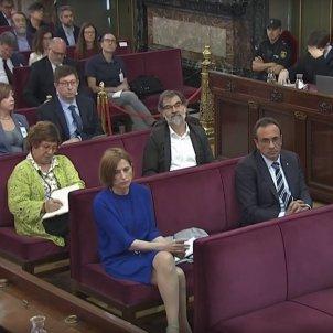 presos i públic Suprem judici al procés