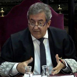 judici proces Javier Zaragoza informe final 1 EFE