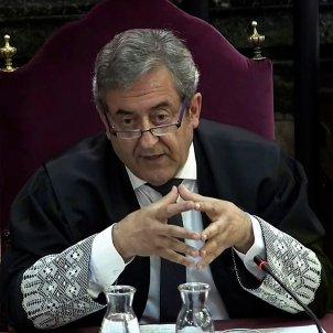 judici proces Javier Zaragoza informe final EFE