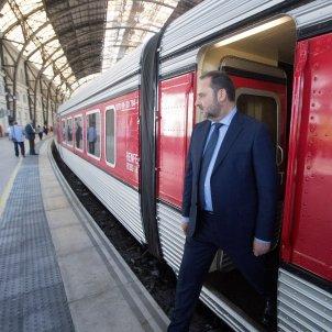 Secretari organització PSOE ministre Foment José Luis Ábalos - Efe