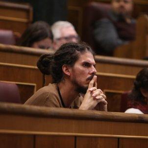 Alberto Rofríguez El Eastas Podemos Europa Press