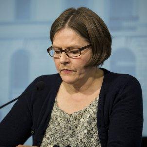 Vicepresident parlament europeu Heidi Hautala - Laura Kotila