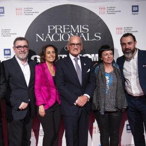 Galardonados en los Premis Nacionals de Gastronomia 2019 - ACGN