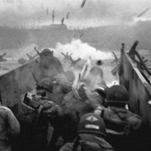 Desembarcament de Normandia gran (Domini públic)