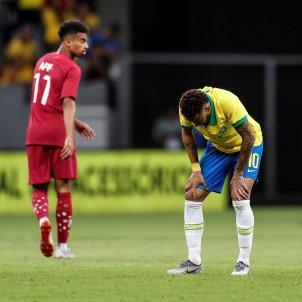 Neymar Brasil Qatar EFE