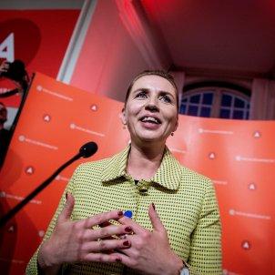 Mette Frederiksen socialdemòcrata Dinamarca EFE