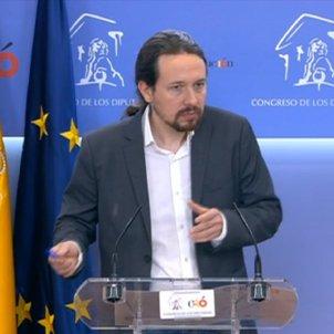 Pablo Iglesias   Congreso