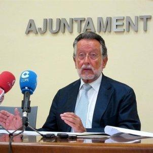 Exvicealcalde de València Alfonso Grau Europa Press