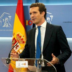 Pablo Casado PP congres - Efe