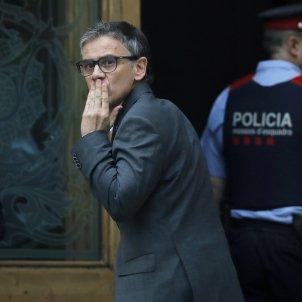 Josep Maria Jové entrada TSJC - Efe