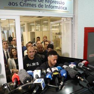 neymar declarant violacio efe