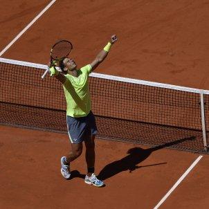 Rafa Nadal Roland Garros EFE