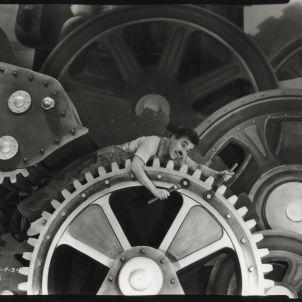 Art i Cinema. Charles Chaplin. Modern Times, 1936. Modern Times © Roy Export SAS