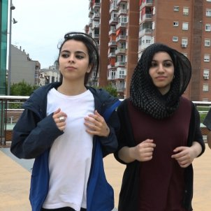 'Lo que dirán' Hijab Nila Núñez