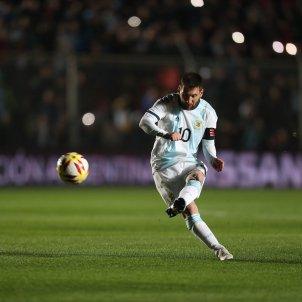 Messi Argentina Nicaragua EFE