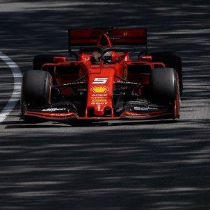 Sebastian Vettel Ferrari EFE