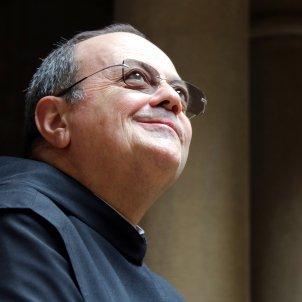 germà Pau Valls (abans david Valls) nou monjo Montserrat 1 ACN