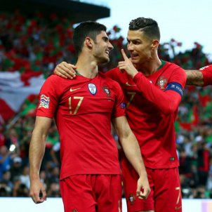 Guedes Cristiano Nations League final Holanda Portugal @UEFAEuro