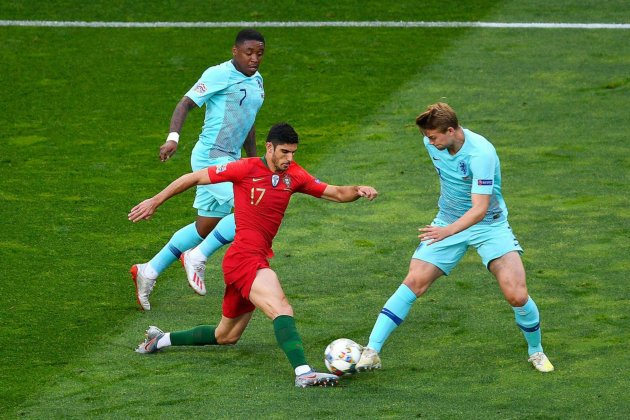 Guedes De Ligt Portugal Holanda Final Nations League @UEFAEuro