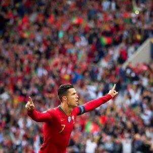 Cristiano Ronaldo Portugal EFE