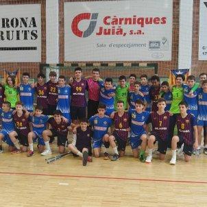 Handbol Barça Sarrià de Ter Foto Handbol Bordils