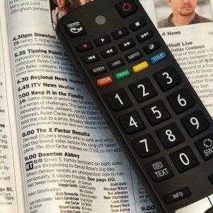 televisió comandament pixabay