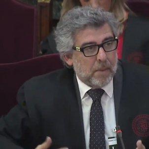 Judici procés advocat Jordi Pina