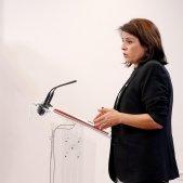 Adriana Lastra portaveu PSOe Congrés - Efe