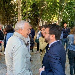 Pere Aragonès i Bernat Pegueroles Suprem   Nicolas Tomás