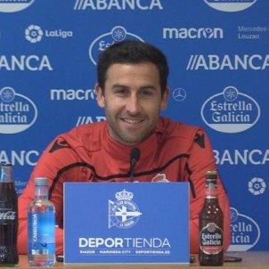 Íñigo López RC Deportivo