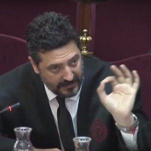 Mariano Bergés judici procés