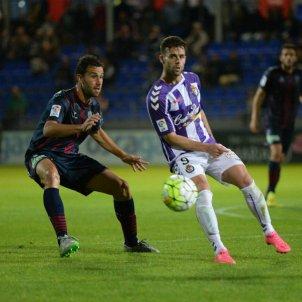 Iñigo Lopez Huesca Valladolid @SDHuesca