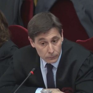 Judici proces advocat Santi Vila Joan Segarra