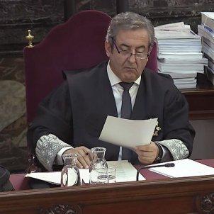 judici proces fiscals Javier Moreno Javier Zaragoza EFE