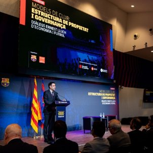 Josep Maria Bartomeu Barça Diàlegs Ernest Lluch FC Barcelona